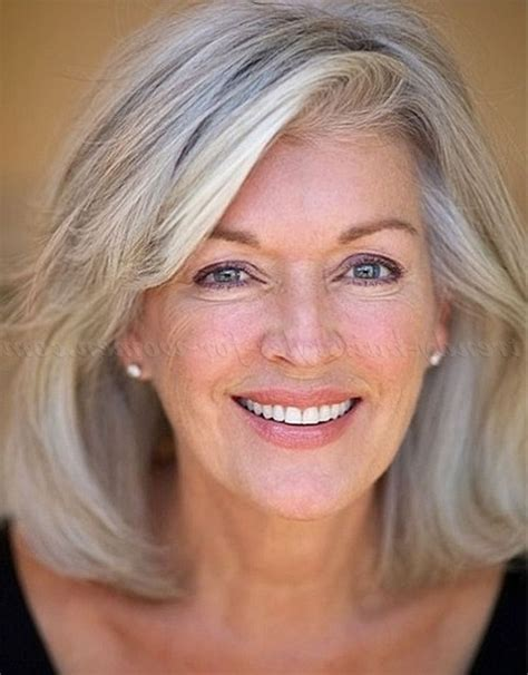 gray hair care for women over 50 image result for 2017 hairstyles for medium hair for gray
