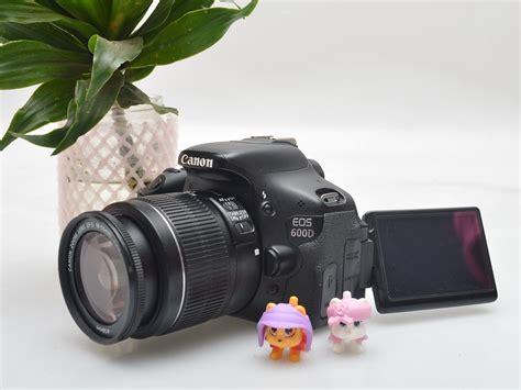 Baru Dan Bekas Kamera Canon 600d jual kamera canon eos 600d bekas jual beli laptop bekas