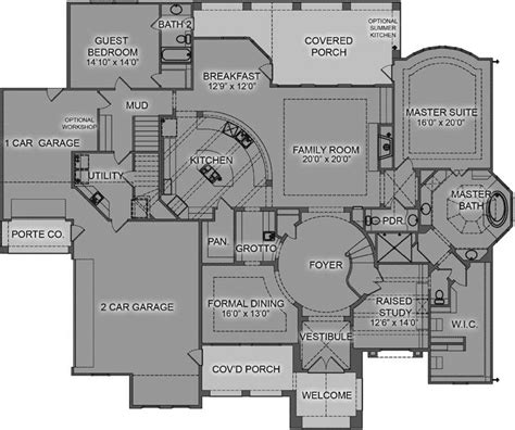 luxury two story house plans 155 best luxury style house plans images on pinterest house floor plans floor plans and dream