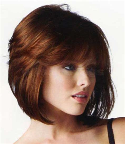 bob hairstyles for round faces and thick hair 10 bob cut hairstyles for round faces bob hairstyles