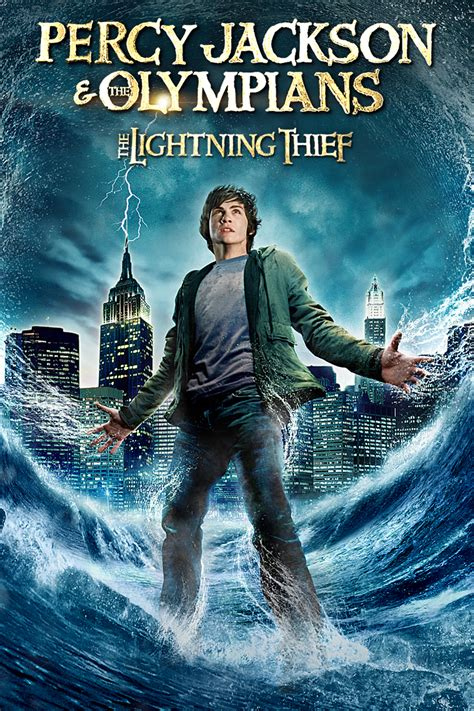 percy jackson and the olympians book 1 the lightning