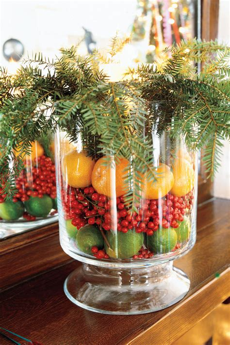 food decorations ideas for christmas 100 fresh decorating ideas southern living