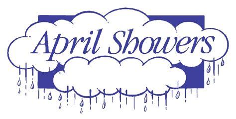 April Shower by April Showersclip Clipart Best