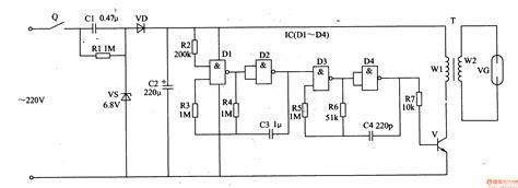 ozone sterilizer the 6th signal processing circuit