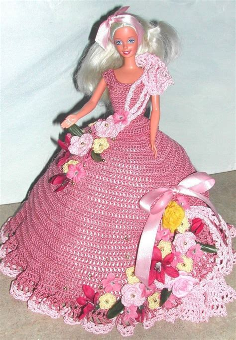 fashion doll bed 1000 images about crochet bed dolls on