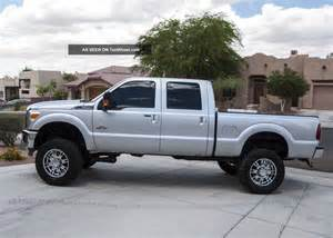 2011 ford f 250 superduty crew cab