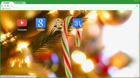 themes for google chrome christmas celebrate the holidays with these christmas chrome themes