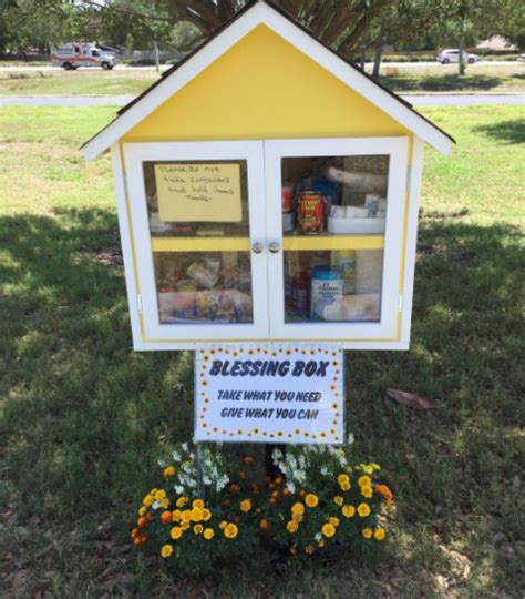 Food Pantries In St Petersburg Florida by This Came Up With A Great Way To Help Feed In