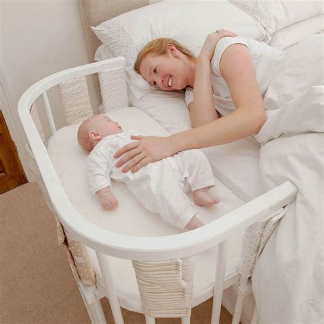 side baby bed inspiring adorable white bed side bassinet baby cribs