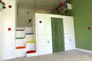 Ikea Cabinet Bed The Akurum It S Brilliant For A Loft Bed With Den