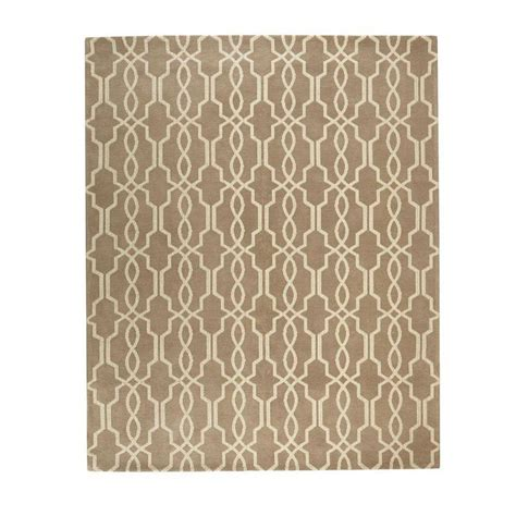 area rugs halifax home decorators collection halifax rust ivory 9 ft x 12