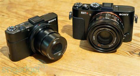 Kamera Sony Rx1r sony zeigt die rx100 ii und neue vollformatsensor kamera rx1r on engadget deutschland