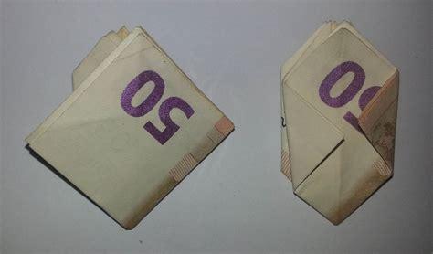 Auto Aus Geldscheinen Falten by Blume Aus Einem Geldschein Falten 187 Origami Mit Geldscheinen