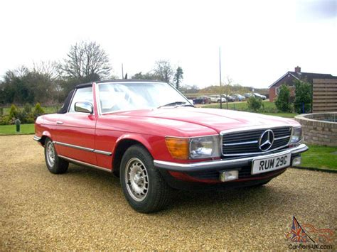convertible mercedes red mercedes benz 280sl automatic convertible soft top red