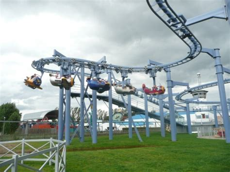 flamingo land swings review zooom rollercoaster at flamingo land theme park