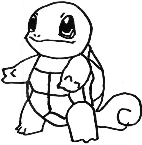coloring page squirtle coloring pages barriee