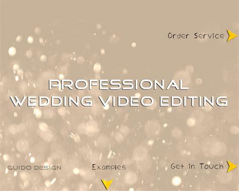 wedding editing professional wedding editing by guidodesign on
