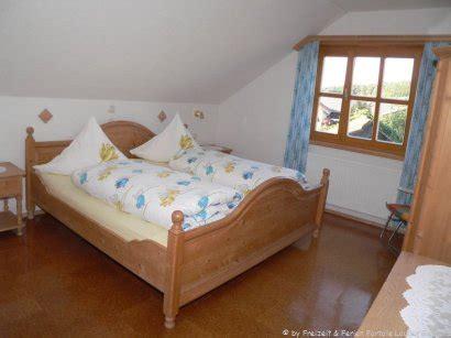 schlafzimmer cham bayerischer wald hotel ferienhaus mit verpflegung in
