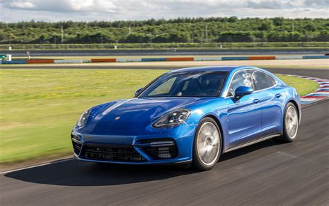 blue porsche panamera 2017 2017 porsche panamera technological marvel the car guide