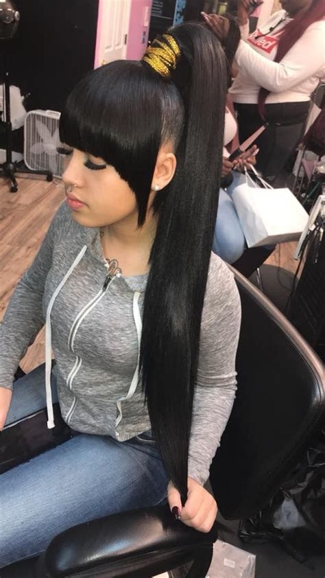 sissies with ponytails best 25 chinese bangs ideas on pinterest chinese hair