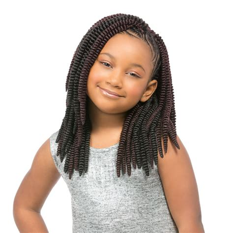 Kids Toyokalon Braiding Hair | sensationnel synthetic crochet braiding hair kids sassy 12