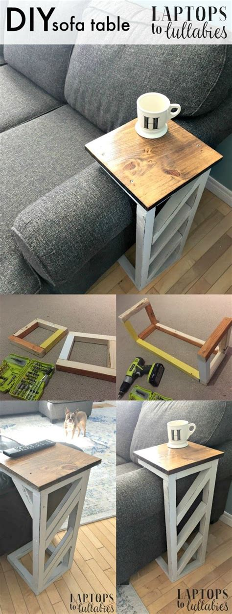 diy sofa bench best 25 sofa side table ideas on pinterest tv stand and