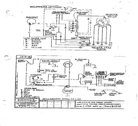 sa 200 lincoln welder engine wiring diagram get free