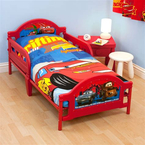 childrens bed character junior toddler beds free postage packing