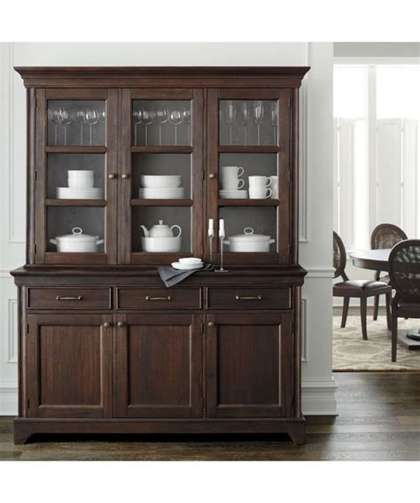 Dining Room Hutch Crate And Barrel 25 Best Ideas About Buffet With Hutch On