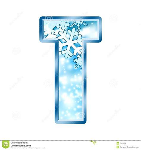 up letter to winter winter alphabet letter t stock illustration illustration