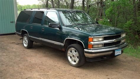 96 chevy suburban for sale 2 500 or best offer picture