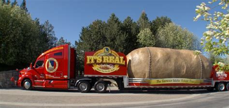 big hot potato hot potato giant spud tour coming to la mynewsla