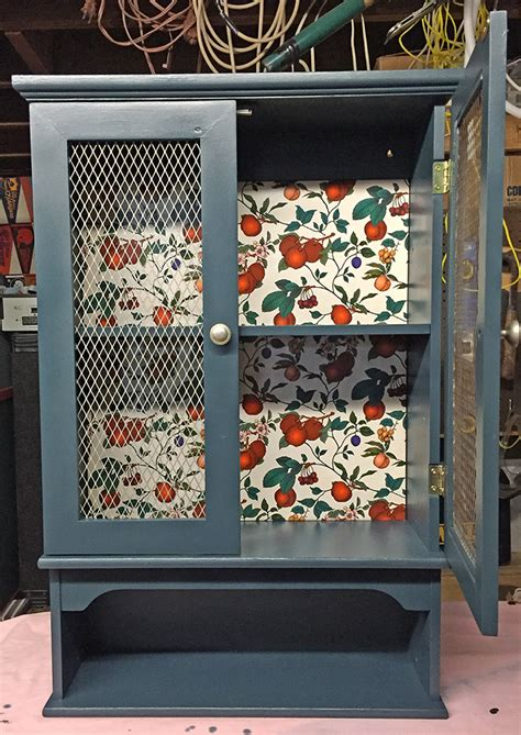 Witch Hazel Shelf by Rescued Restored Household Wares Cabinets Bureaus