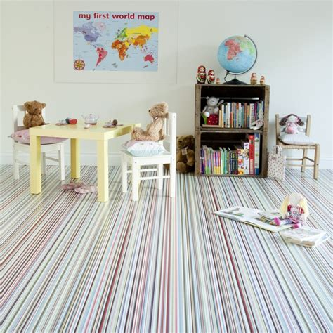 the vinyl room trends in patterned flooring chic living