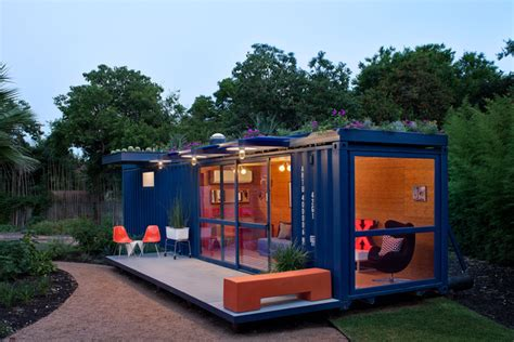 shipping container art studio