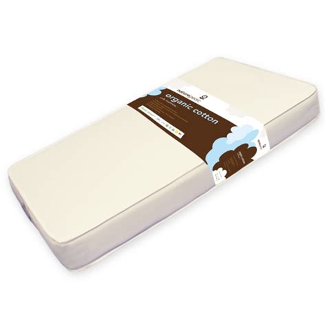 Naturepedic Organic Cotton Classic 252 Baby Crib Mattress Naturepedic Crib Mattress