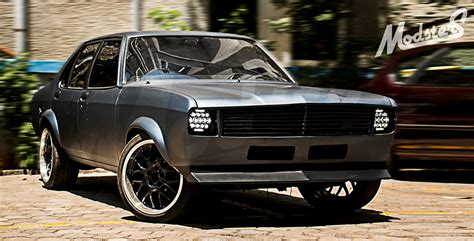 Modification Car News by Modified Contessa Car In India With Images And All Details