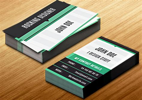 creating a business card template in indesign create a clean vertical business card in indesign sitepoint