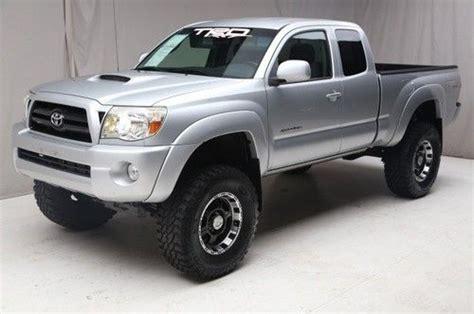Toyota Tacoma 2005 Manual Sell Used We Finance 2005 Toyota Tacoma 4wd 6 Speed