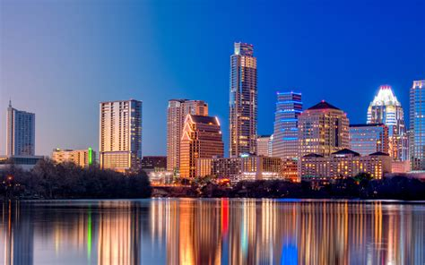 City Of Tx Hd Wallpaper And Background 1920x1200