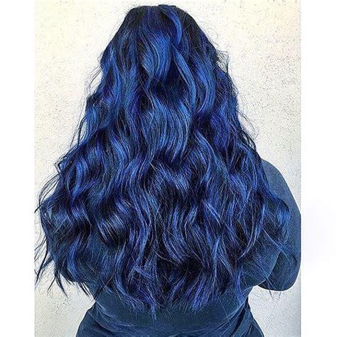 indigo hair color best 25 indigo hair ideas on colored hair