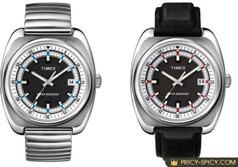 most expensive luxury watches new timex reissue