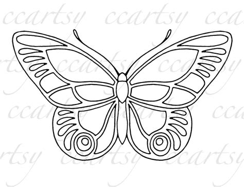 beautiful coloring pages of butterflies beautiful butterfly printable coloring page c by ccartsy