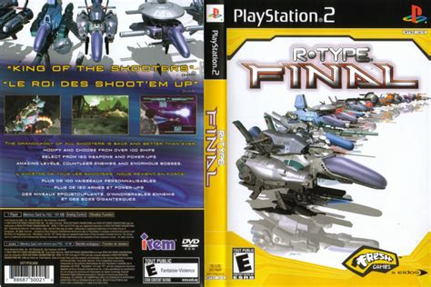 R-Type Final (USA) ISO Emuparadise Ps2 Emulator