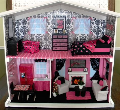 cheap monster high doll house over the apple tree diy barbie house