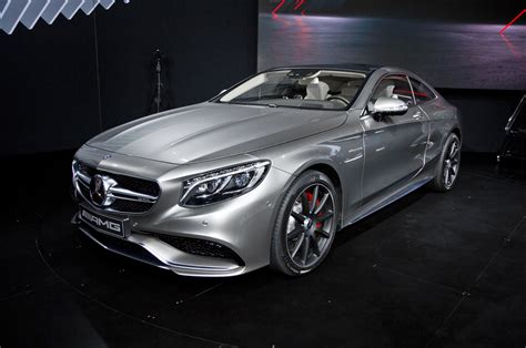 convertible mercedes 2015 2015 mercedes benz s63 amg coupe 4matic revealed motor