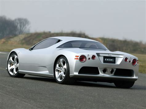 Acura Hsc by Honda Hsc Concept 2003 Concept Cars
