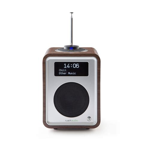 desk radio with bluetooth buy ruark audio r1mk3 deluxe table top radio with