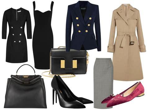 une garde robe les 10 indispensables d une garde robe narimen