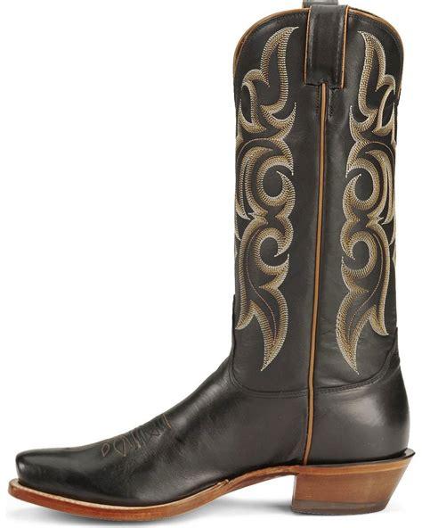 s nocona boots nocona s 13 quot legacy calf boot square toe md2714 ebay